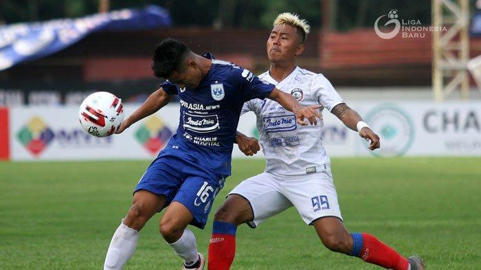 Arema FC Kalah dariPSIS Semarang, Pelatih Mario Gomez Enggan Salahkan PenampilanPemainnya