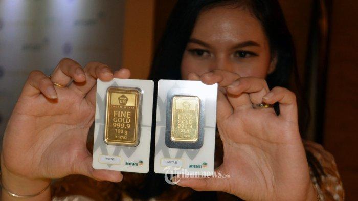 Daftar Harga Emas pada Kamis 10 September 2020, Lengkap Harga Pecahan Emas Antam dan Emas UBS