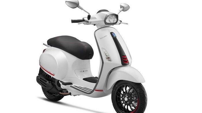 Demi Citra Hi-tech dan Hi-perform, PT Piaggio Indonesia Luncurkan Vespa Sprint Carbon Edisi Terbatas