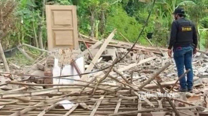 Korban Meninggal Dunia Akibat Ledakan Bondet di Pasuruan Berstatus Satu Keluarga Ayah dan Anak