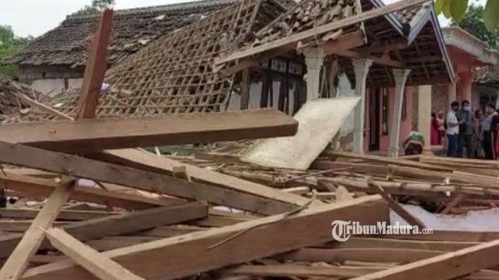 BREAKING NEWS -Puluhan Rumah Warga di Pasuruan Rusak Akibat Ledakan Bondet, Dua Orang Meninggal