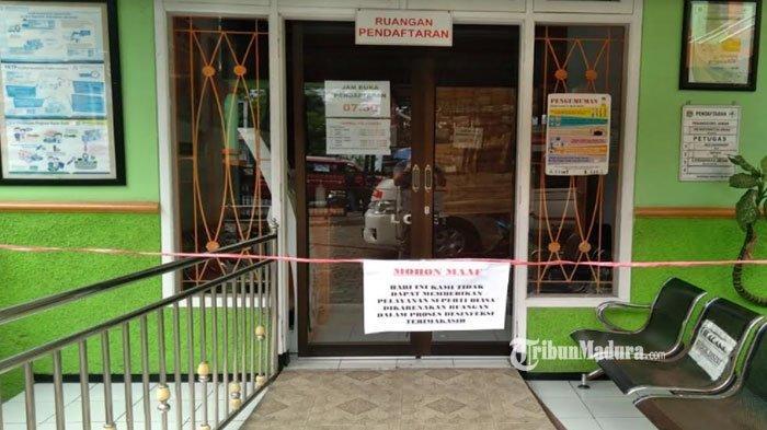 11 Tenaga Kesehatan Terkonfirmasi Covid-19, Puskesmas Pakisaji Malang Tutup Pelayanan Poli