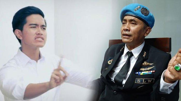 Postingan Twitter Putra Jokowi Mirip Tatanan NATO Sunda Empire, Kaesang Pakai Baret Sebut Resep