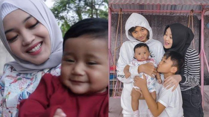 Terjawab Sudah Teddy Hanya di Rumah dan Tidak Bekerja, Bayi Lina Sering Dititipkan ke Tetangga