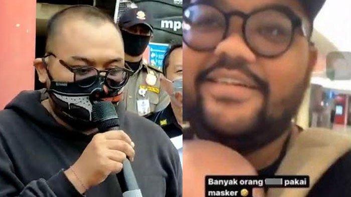 'Hanya Iseng' Ungkap Penghina Pengguna Masker di Mal Surabaya, Putu Menyesal dan Akui Hal ini