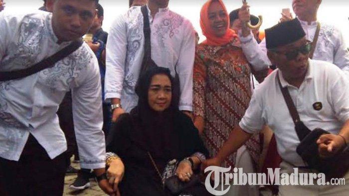 Dampingi Prabowo Kunjungi Ponpes Shiddiqiyah Jombang, Rachmawati: Bangsa ini Mau Berubah atau Punah?