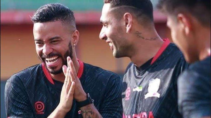 Cita-Cita Rafael Silva Pasca Resmi Gabung dengan Madura United, Ungkap Juara Liga 1 Hingga Top Skor