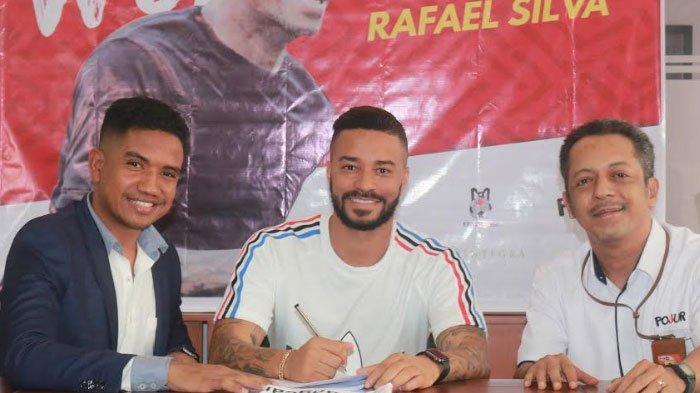 Pemain Asing Baru Madura United Rafael Silva Sudah Tak Sabar Ingin Menjajal Liga 1 2021