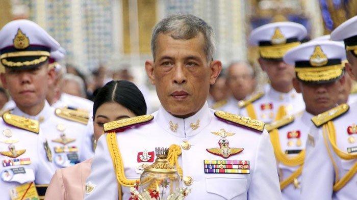 Raja Thailand Ajak 20 Selir untuk Isolasi Diri di Hotel Mewah saat Merebak Wabah Virus Corona