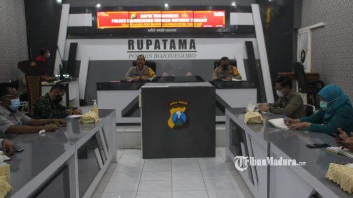 Tiga Titik Penyekatan di Bojonegoro Mulai Perbatasan Cepu hingga Gondang, Cegah Mudik Lebaran 2021