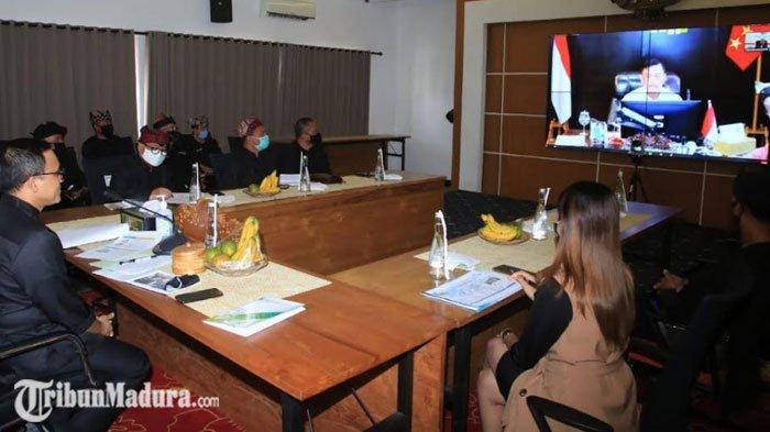 Menteri Luhut Sudah Laporan ke Presiden Jokowi, Kebijakan ini yang Bakal Diterapkan untuk Banyuwangi