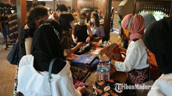 Pemkab Inginkan Penjualan Batik Tulis Pamekasan Meningkat, Promosi Gencar hingga Tingkat Nasional