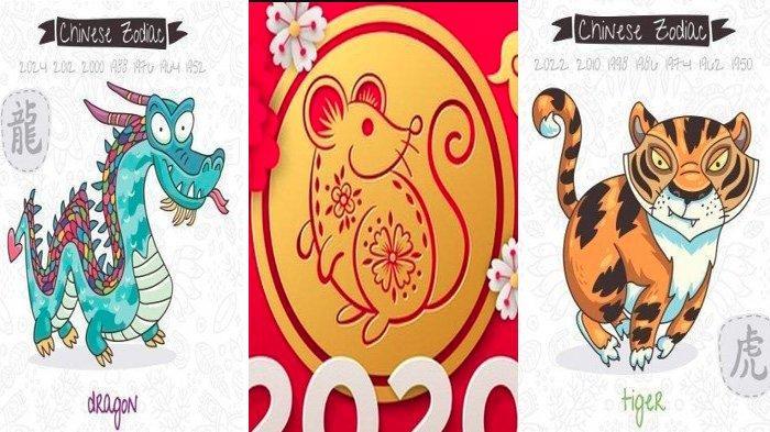 Ramalan Shio Selasa Hari ini 14 Januari 2020, Tiga Shio Akan Menghadapi Tantangan untuk Capai Tujuan