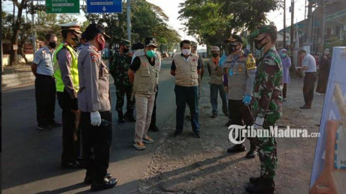 PSBB Malang Raya, Polresta Malang Kota Siapkan Rekayasa Lalu Lintas di Check Point Balearjosari