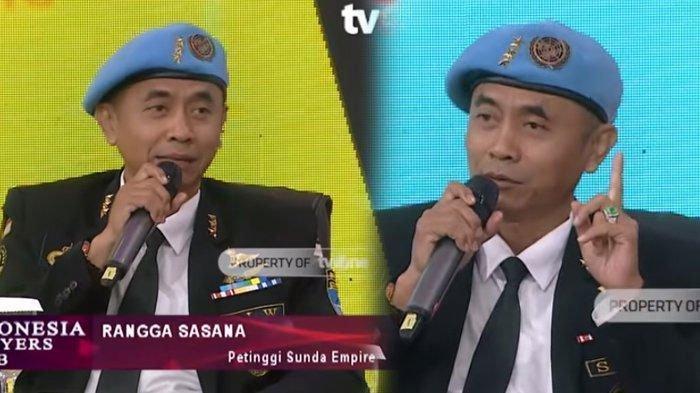 Ngaku Keturunan Prabu Siliwangi dan Punya 7 Anak, Roy Suryo Bongkar Silsilah Petinggi Sunda Empire