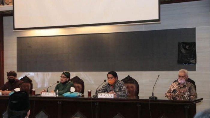Wali Kota Sutiaji Sarankan Penerimaan Mahasiswa Baru Gunakan Sistem Online Selama Pandemi Covid-19