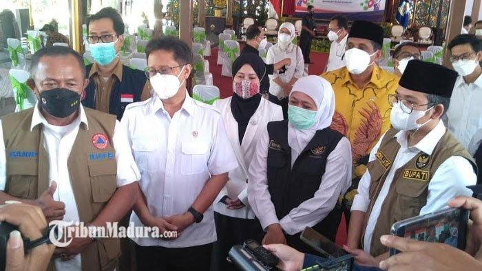 Dinas Kesehatan Bangkalan Ajukan Bantuan Nakes ke Pemerintah Pusat, Imbas 76 Nakes Positif Covid-19