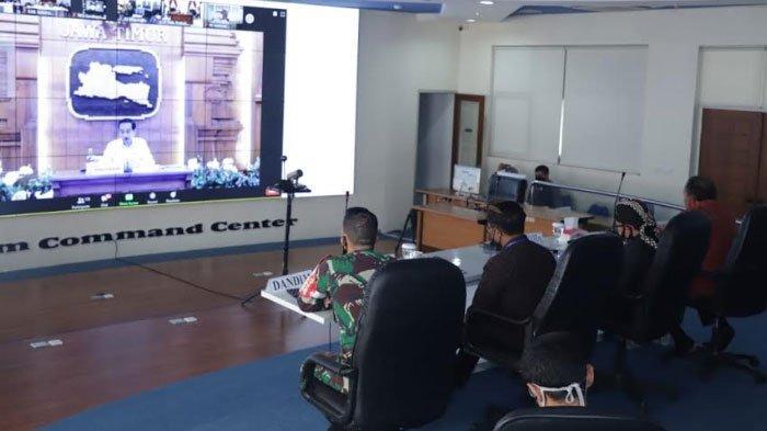 JokowiMinta Kasus Covid-19 di Kota Malang Berkurang dalam 2 Pekan, Sutiaji Siapkan Strategi Khusus