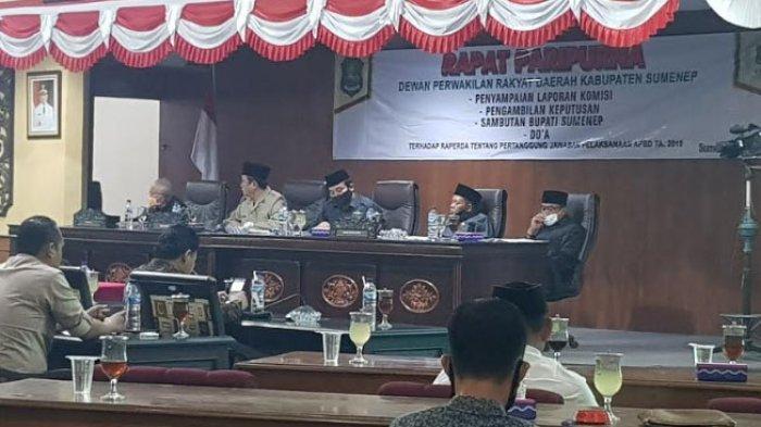 H Latif Mundur dari Jabatan Wakil Ketua Komisi III DPRD Sumenep, Alasannya Ingin Fokus di Fraksi PPP