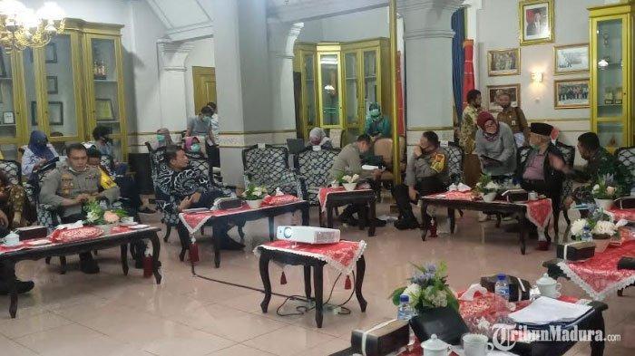 Waktu Pelaksanaan PSBB Malang Raya Belum Dipastikan,BupatiSanusi Ungkap Kemungkinan Jadwalnya