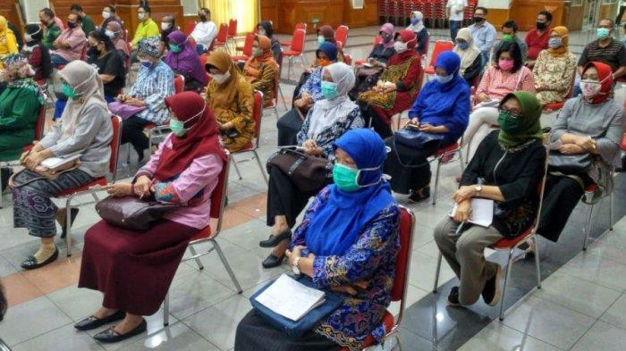 Strategi Pemkot Surabaya Putus Mata Rantai Penyebaran Covid-19, Bentuk 'Kampung Wani Jogo Suroboyo'