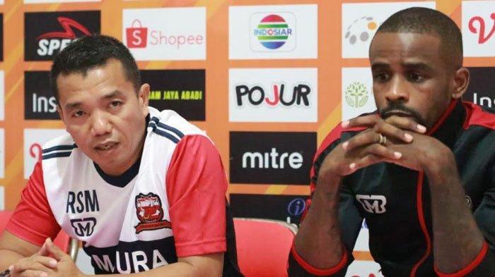 Meski 7 Pemainnya Absen, Pelatih Madura United Janjikan Timnya Main Agresif Lawan Persib Bandung