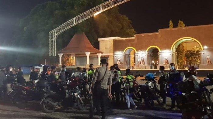 Kedapatan Bersiap Ikut Ajang Balap Liar, Ratusan Pemuda di Kabupaten Ponorogo Diamankan Polisi