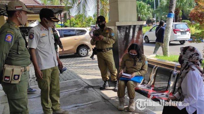 Masuk Zona Merah Covid-19, 75 Persen ASN Kabupaten Ponorogo Bersiap Work From Home (WFH)