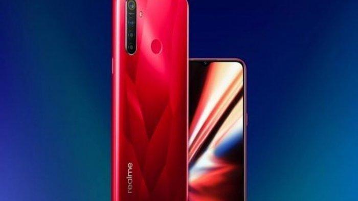 UPDATE Harga HP Realme April 2020, Realme 6 hingga Realme XT, Dilengkapi Spesifikasi Realme 6 Pro