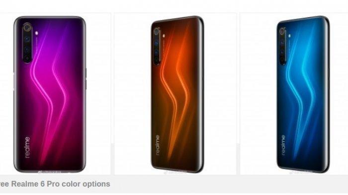 Harga dan Spesifikasi Realme 6 & Realme 6 Pro, Rekomendasi Terbaik, Versi Pro Usung Snapdragon 720G