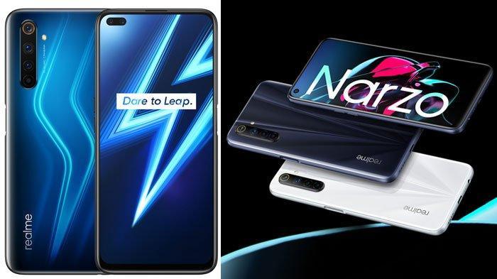 Terbaru Harga HP Realme di Akhir Juni 2020, Realme Narzo Hingga Realme 6, Spek Apik Harga Menarik