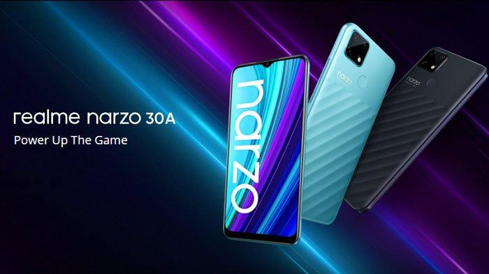 Simak Harga dan Spesifikasi Realme pada Maret 2021, Cek Harga Realme, ada Realme Narzo 30A