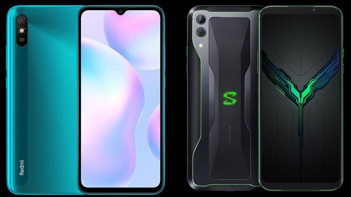 Harga HP Xiaomi di Pertengahan Agustus 2020, ada Seri Redmi 9A, Redmi Note 9 Pro Hingga Black Shark