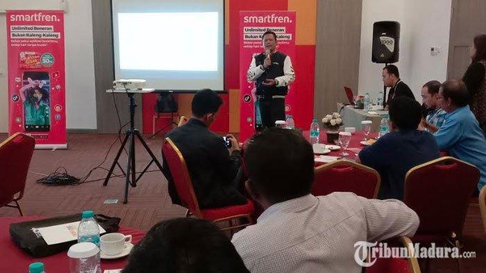 Smartfren Luncurkan Paket Unlimited Full 4G Selama 24 Jam Tanpa Lemot
