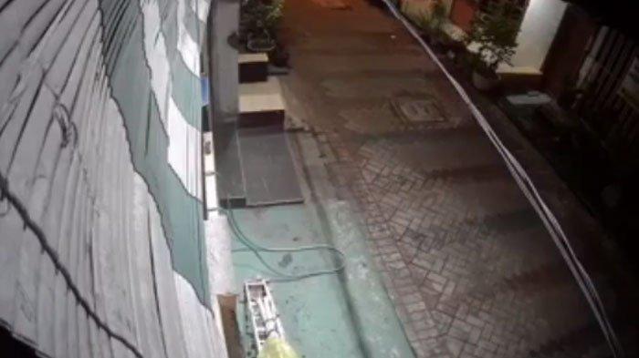 Sedang Dirundung Duka Wafatnya Keluarga, Warga Surabaya ini Kemalingan Motor saat Acara Tahlilan