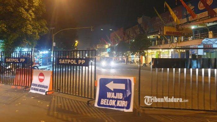 Pengalihan Lalu Lintas di Kota Mojokerto Diberlakukan Dua Pekan ke Depan, Simak Rekayasa Jalannya