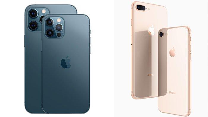 Terbaru, Harga iPhone di Awal Desember 2020, Mulai Harga iPhone 12, iPhone 11 Hingga iPhone 8