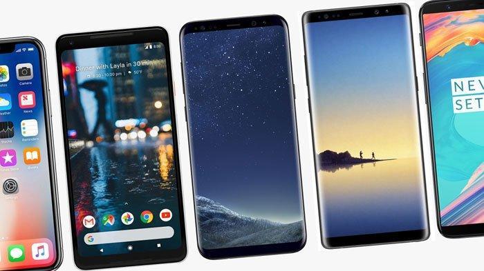 Daftar Harga Rekomendasi HP Terbaik November 2019, Mulai dari Samsung, Redmi dan Vivo, Cek Harganya