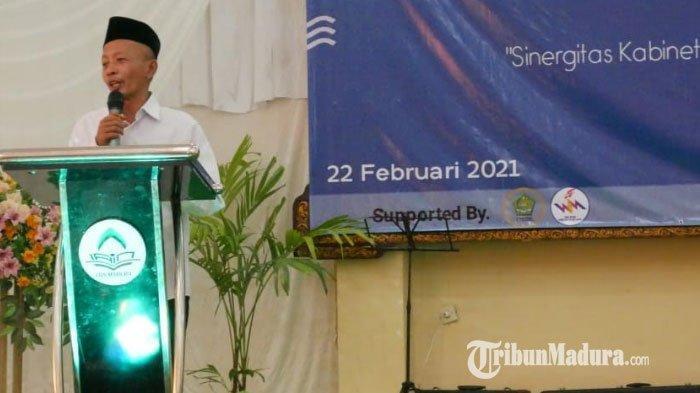 Rektor IAIN Madura Sampaikan Alih Status Jadi UIN Madura ke Bupati, Minta Dukungan Perluasan Lahan