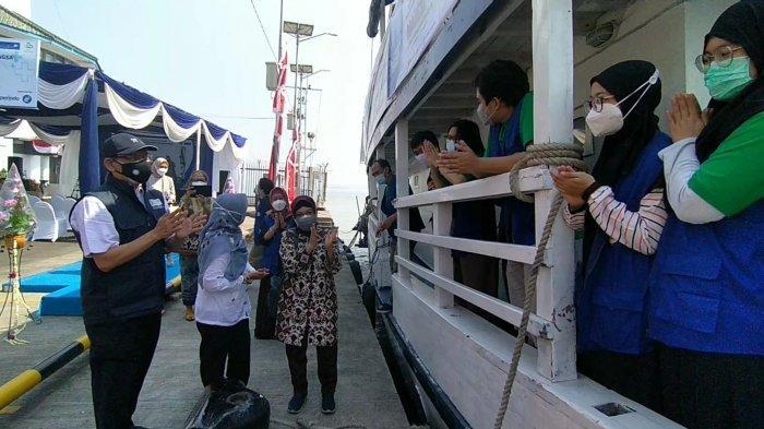 Misi Madura Sadar Covid-19, RS Terapung Ksatria Airlangga Arungi 14 Pulau, Termasuk Raas & Masalembu