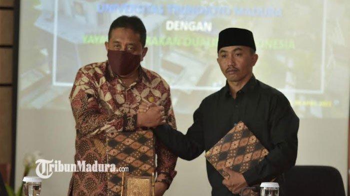 Wujudkan Kampus Sebagai 'Menara Air', Universitas Trunojoyo Madura Gandeng G25 Indonesia