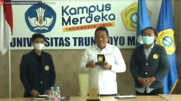 Kerjasama Universitas Trunojoyo Madura dengan SEVIMA, Dosen-Mahasiswa Magang Digaji Hingga Rp15 Juta