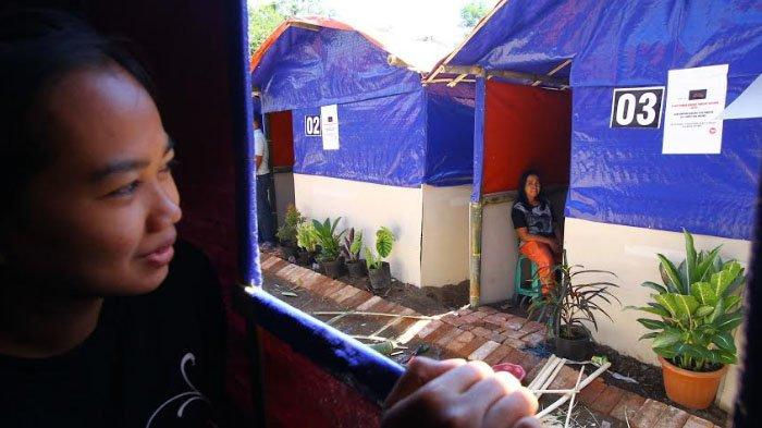 Ungkapan Syukur Warga Terdampak Gempa di Malang Kala Menerima Bantuan Rumah Darurat Tanggap Bencana