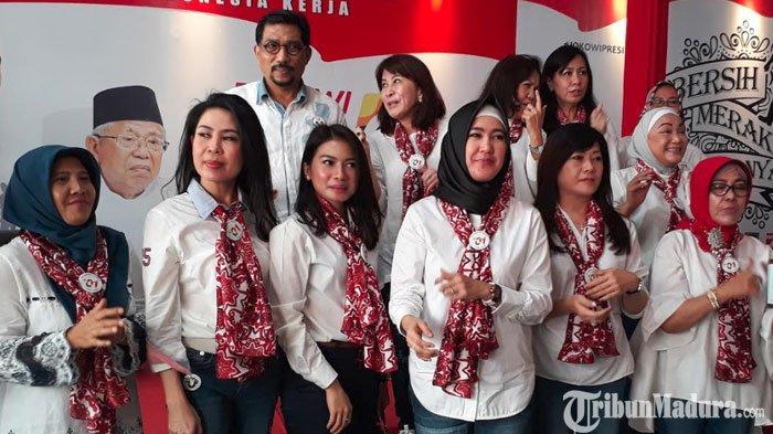 TKD Jatim Yakin Relawan Pertiwi Mampu Perkuat Pemenangan Jokowi-Maruf Amin di Jawa Timur