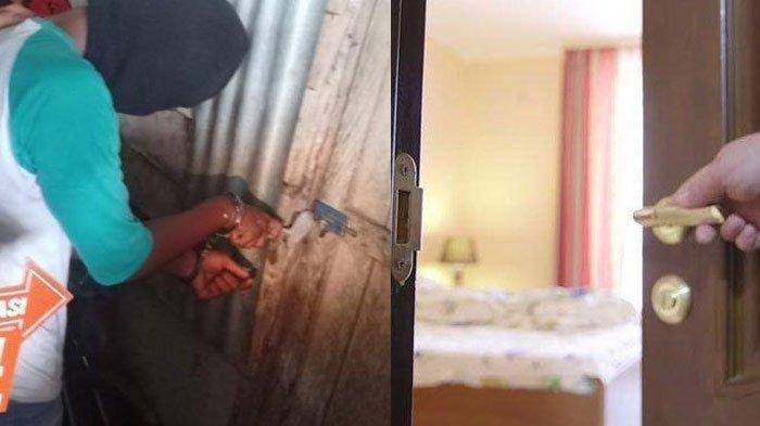 Pulang dari Warnet, Niat Jahat Remaja Muncul, Congkel Pintu Rumah Korban, Kejadian Tragis Dimulai