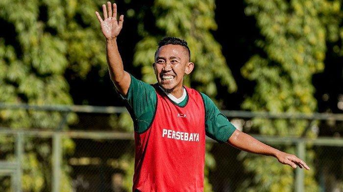 Latihan Bersama Secara Online Jadi Obat Pelepas Rindu untuk Para Pemain Persebaya Surabaya