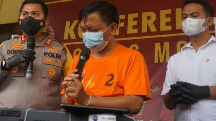 Palsukan Surat Rapid dan Swab Antigen, Tenaga Honorer Puskesmas Pungging Mojokerto Diamankan Polisi