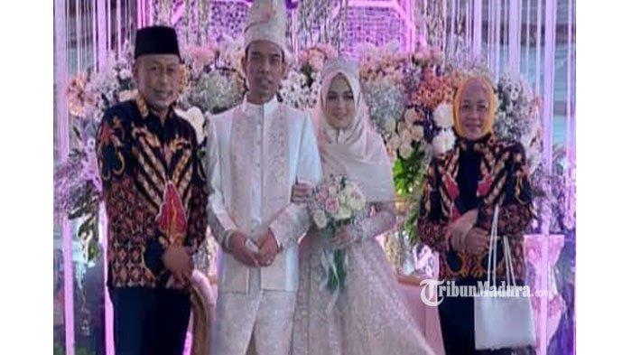 Resmi Menikah, Ustaz Abdul Somad - Fatimah Az Zahra Disebut Bak Pinang Dibelah Dua Saking Serasinya