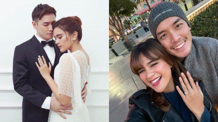 Perjalanan Cinta Audi Marissa dan Anthony Xie, Berawal dari Cinlok hingga Persiapan Nikah Awal 2020
