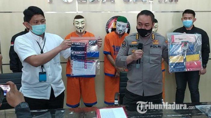 3 Manipulator Email Dibekuk Polisi, Sabotase Transaksi Keuangan Perusahaan, Raup Uang Rp 8,6 Miliar